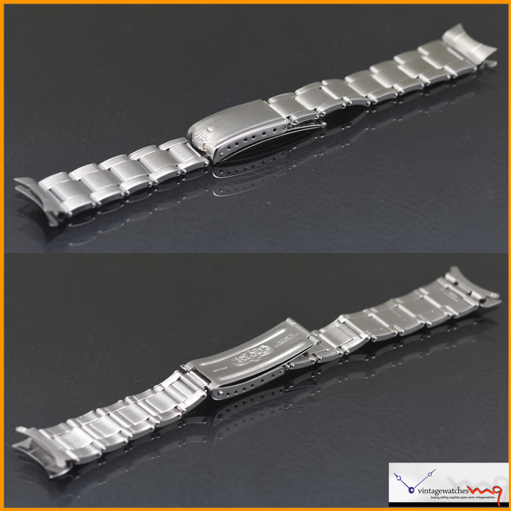 Bracelet Rolex 7206 Oyster 20mm Rivet End Link 80 Replacement Special Quality Have Date Stock