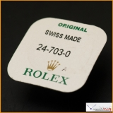 Crown Rolex 7mm Stainless Steel Part  24-703-0 Factory Sealed
