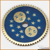 Disc Moon Phase for Rolex Oyster Perpetual Ref 6062