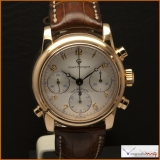 Girard-Perregaux Chronograph Rattrapante Split Second Limited Edition 18K Rose Gold. No 28