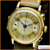Hasler Chronometre Watch Case 18K Gold