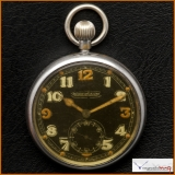 Jaeger LeCoultre Pocket Watch Wartime British RAF Year 1943