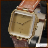 OMEGA Ladies De Ville 18K Yellow Gold Rare!