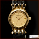 Audemars Piguet Lady Case 18K Yellow Gold Quartz