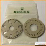 One Set Disc Day-Date Rolex 1803-1804-1806 Arabic Rare!