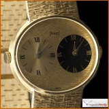Piaget Dual-Time Men's 18K Gold Ref. 612501 A6