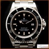 Rolex Sea Dweller 4000ft = 1220m Ref 16660