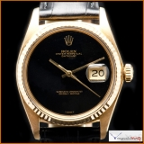 Rolex DateJust 1601 Case 18K Stone Dial New Old Stock Rare!