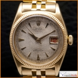 Rolex Datejust Ref  6305-1 with Red OFFICIALLY  Very Rare !!!