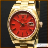 Rolex Day-Date 18K Yellow Gold Ref 18078/18000 Superlative Chronometer Officially Certified