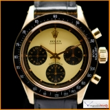 Rolex Daytona Ref 6241 case 18K Gold come with Paul Newman Dial