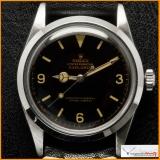 Rolex Explorer1 Ref 1016 Gilt Dial Original Year I.65 Rare!