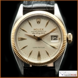 Rolex Oyster Perpetual Air King Date Precision Ref 5701 Rare!