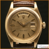 "Rolex Oyster Perpetual ""Day-Date"" Ref 6611B with Disc Day-Date Arab Very Rare!"