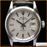 Rolex Oyster Perpetual Air King Date Precision Ref 5700 Come with Paper Rare!