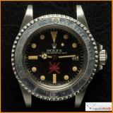 Rolex Sea Dweller ref 1665 Oman Logo