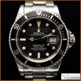 Rolex Submariner Ref: 16800 Matte Dial