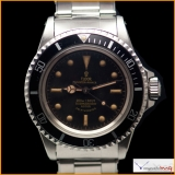 Tudor Submariner Ref 7928 Depth Gilt & Glossy with Rose Logo Pointed Crown Guards Rare !