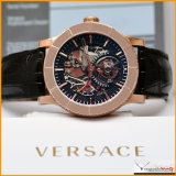 Versace Acron Tourbillon watch Case 18K Pink Gold Limited-Edition 10 Pieces Very Rare !
