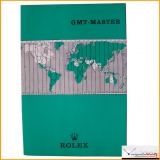 Vintage 1970 Rolex GMT 1675 Brochure / Pamphlet / Booklet Stock #10-PRO
